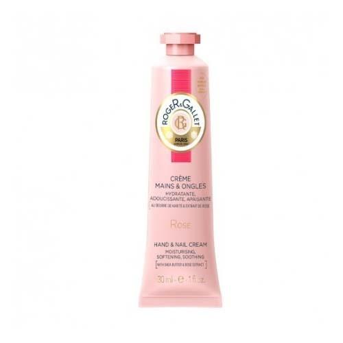 Roger & gallet crema sublime manos y uñas - creme rose (1 envase 30 ml)