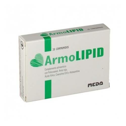 ARMOLIPID (20 COMPRIMIDOS)