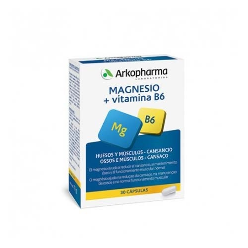 Arkopharma magnesio (73.5 mg 30 cap)