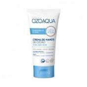 Ozoaqua crema de manos de aceite ozonizado (1 tubo 50 ml)