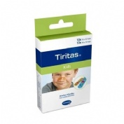 Tiritas kids - aposito adhesivo (2 tamaños 20 u)