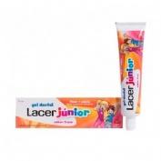 Lacer junior gel dental (75 ml fresa)