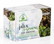 Jalea real y ginseng el naturalista capsulas (48 caps)