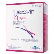 LACOVIN 20 mg/ml SOLUCIÓN CUTÁNEA , 2 x 60 ml