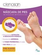 CLENOSAN MASCARA PIES HIDRATANTE-REPARADORA (2 CALCETINES UN SOLO USO)