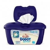 Dodot sensitive toallitas humedas para bebes (54 unidades)