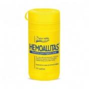 Hemoallitas higiene anal (50 toallitas)