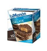Bimanan entre horas bombon crujiente (chocolate 10 u)