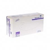 Guantes desechables de nitrilo - peha-soft nitrile (white t- l 100 u)