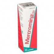 MERCROMINA FILM, 1 frasco de 30 ml