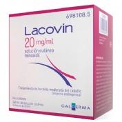 LACOVIN 20 mg/ml SOLUCIÓN CUTÁNEA , 4 x 60 ml