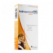 Hidropolivital junior comp masticable (40 comp)