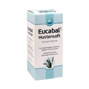 EUCABAL JARABE, 1 frasco de 100 ml