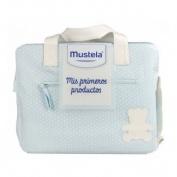 Mustela canastilla lote azul