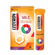Leotron vitamina c angelini (36 comp efervescentes)