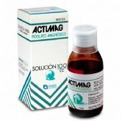 ACTIMAG SOLUCION , 1 frasco de 100 ml