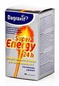 Dagravit super energy 24 h (40 comp)