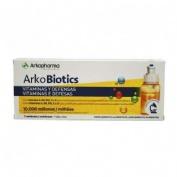 Arkobiotics vitaminas y defensas (adultos 7 unidosis)