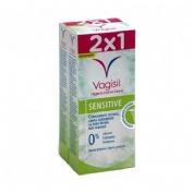 Vagisil higiene intima diaria sensitive (2 u x 250 ml)