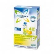 Diabalance expert gel glucosa absorcion rapida (4 sobres sabor lima limon)