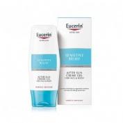 Eucerin sun protection aftersun gel-crema - allergy sensitive relief (1 envase 150 ml)