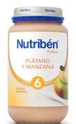 NUTRIBEN PLATANO MANZANA (POTITO GRANDOTE 250 G)