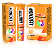 Leotron vitamina c angelini (18 comp efervescentes)
