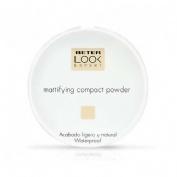 Mattifying compact powder beter 01
