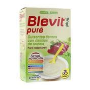 Blevit plus pure guisantes c/ delicias ternera (280 g)