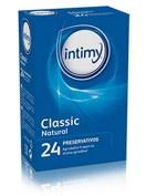 Intimy classic natural - preservativos (24 preservativos)