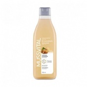 Mussvital essentials gel de baño aceite almendra (750 ml)