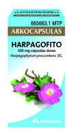 HARPAGOFITO ARKOPHARMA CÁPSULAS DURAS , 50 cápsulas